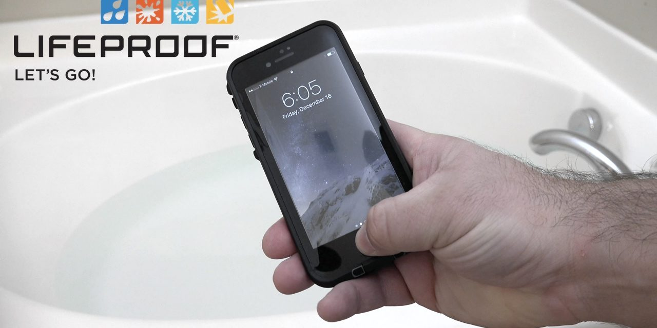 Lifeproof iPhone 7 Case Review With Water Test