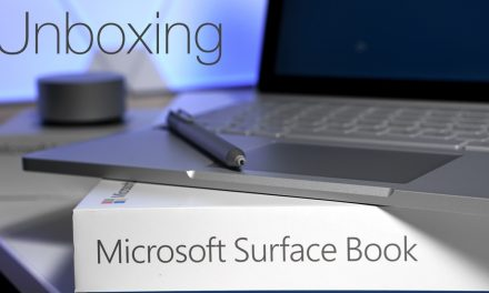 Surface Book With Performance Base – Unboxing and First Look