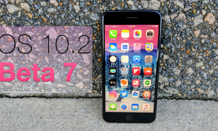 iOS 10.2 Beta 7 – What's New?
