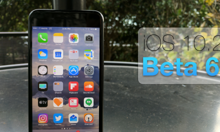 iOS 10.2 Beta 6 – What's New?
