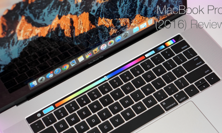 MacBook Pro (2016) Review – Better Than I Thought