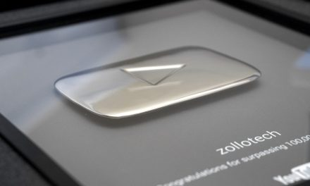 YouTube Silver Play Button Unboxing – Thank You!