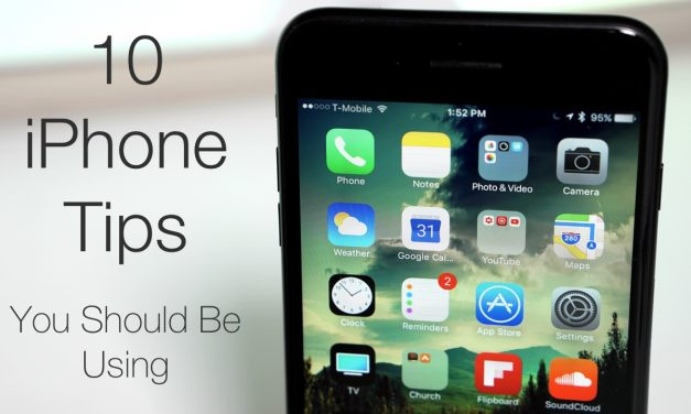 10 iOS Tips You Should Be Using But Probably Aren't