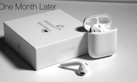 AirPods – One Month Later