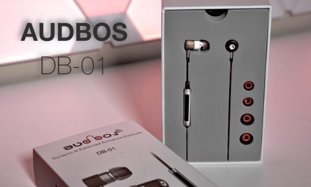 AUDBOS Headphones for iPhone or Android