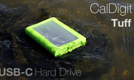 Caldigit Tuff USB-C Hard Drive Review