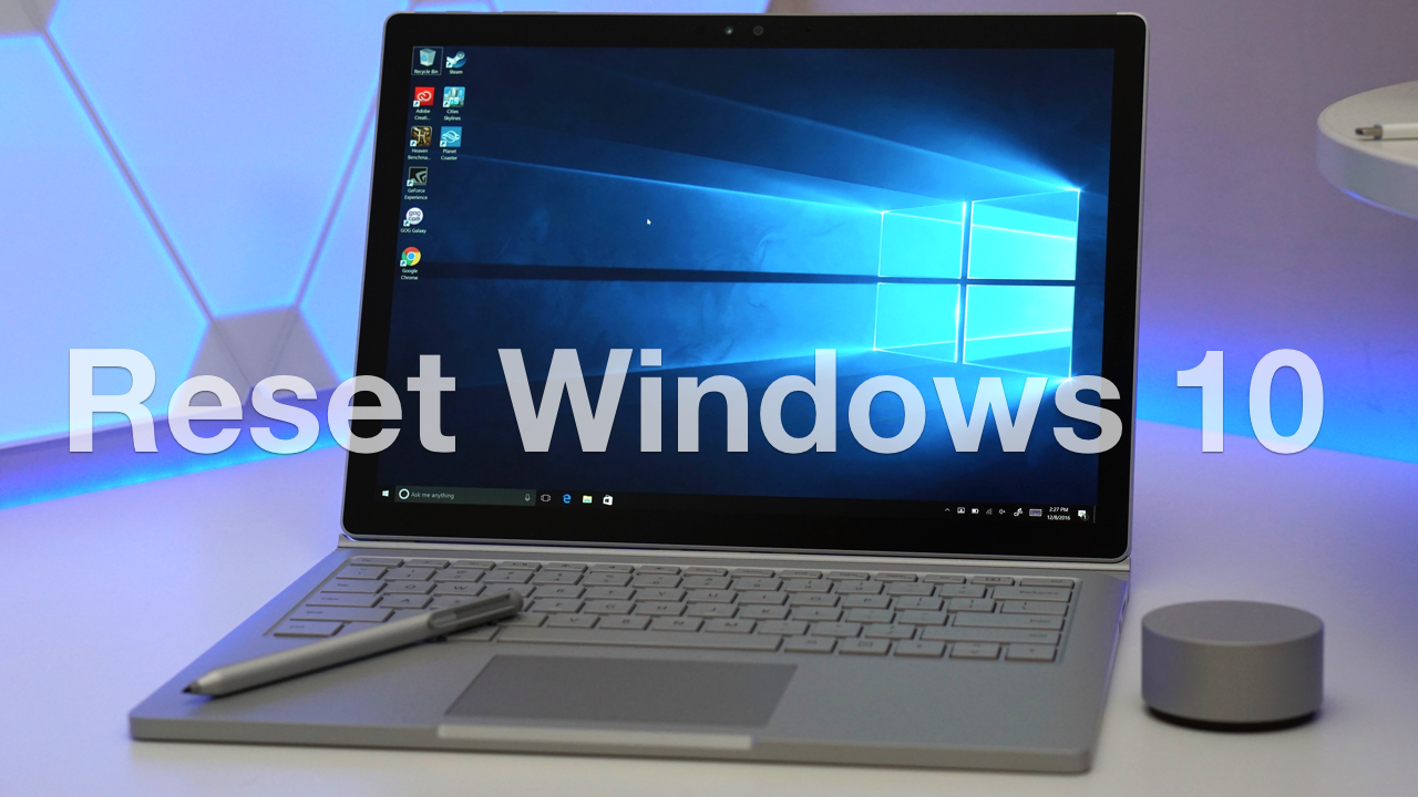 How To Reset Windows 10 To Factory Default Zollotech