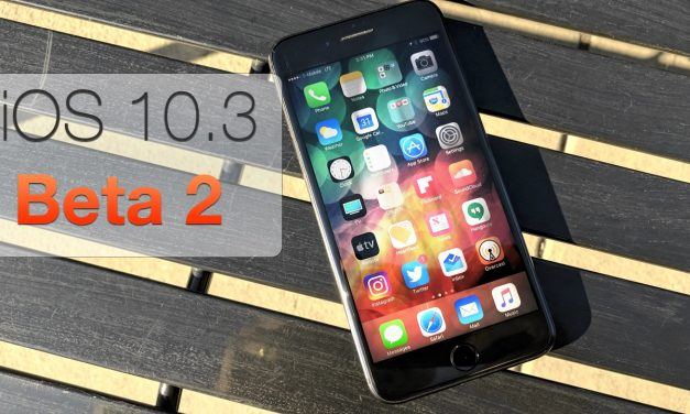 iOS 10.3 Beta 2 – What's New?