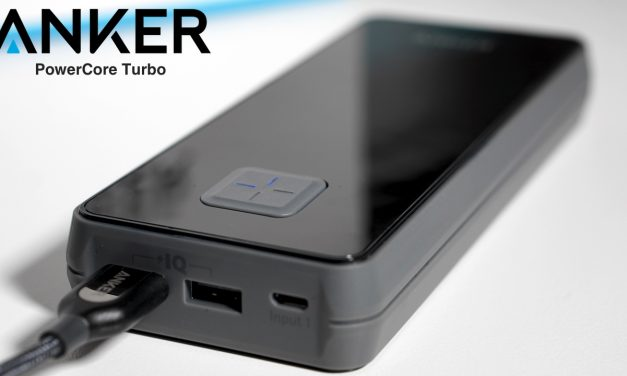 Anker PowerCore Turbo Review