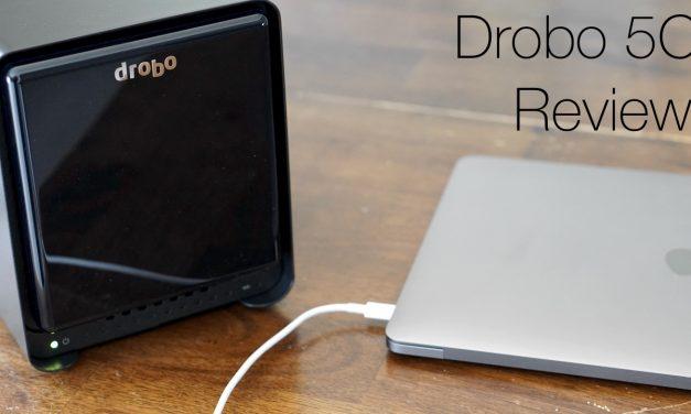 Drobo 5C Review
