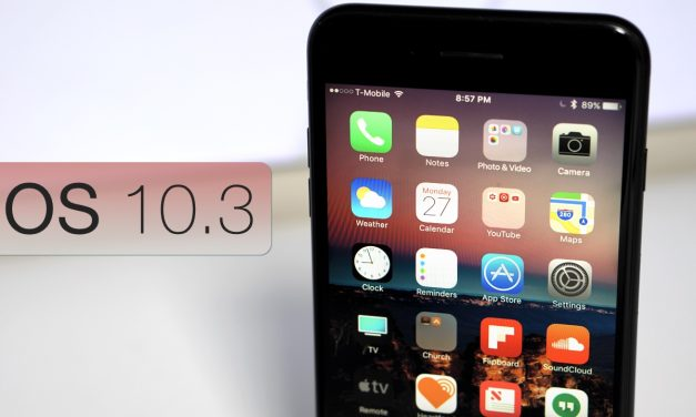 iOS 10.3 is Out! – What's New?