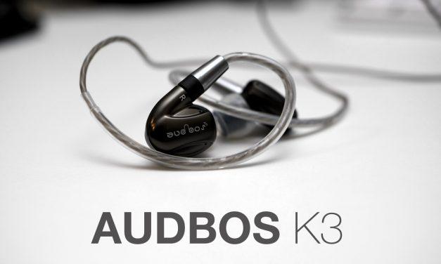Audbos K3 Hi-Fi Headphones