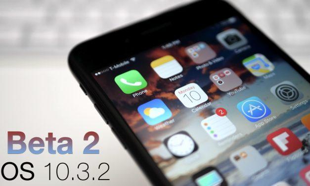 iOS 10.3.2 Beta 2 – What's New?