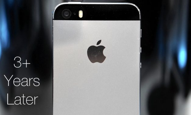iPhone 5s – Over 3 years later