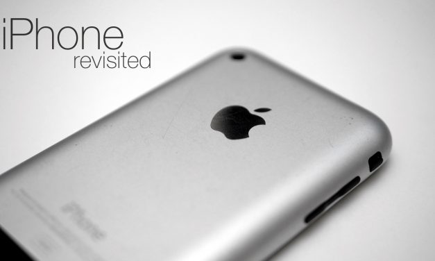 iPhone 2G Revisited – 10 Years Later