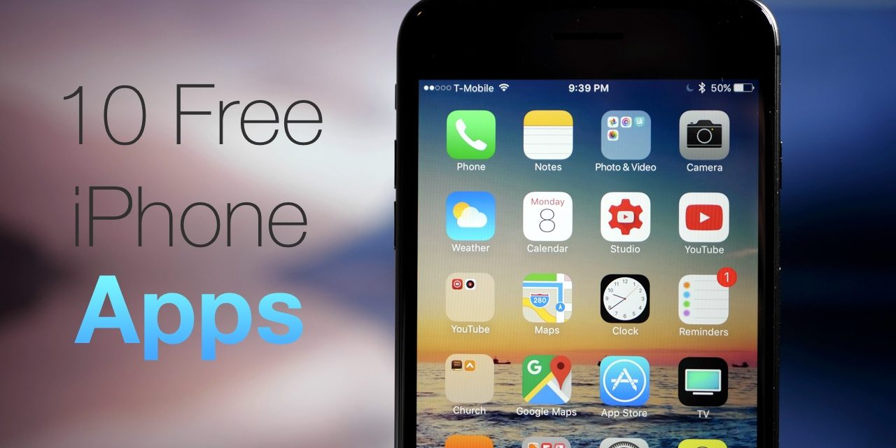 Top 10 Free iPhone Apps You May Not Have Heard Of