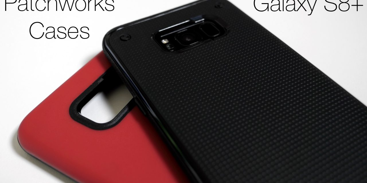 Galaxy S8 Plus Cases by Patchworks