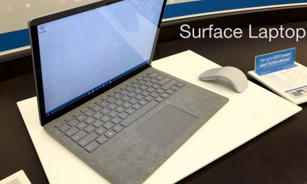 Surface Laptop – First Look