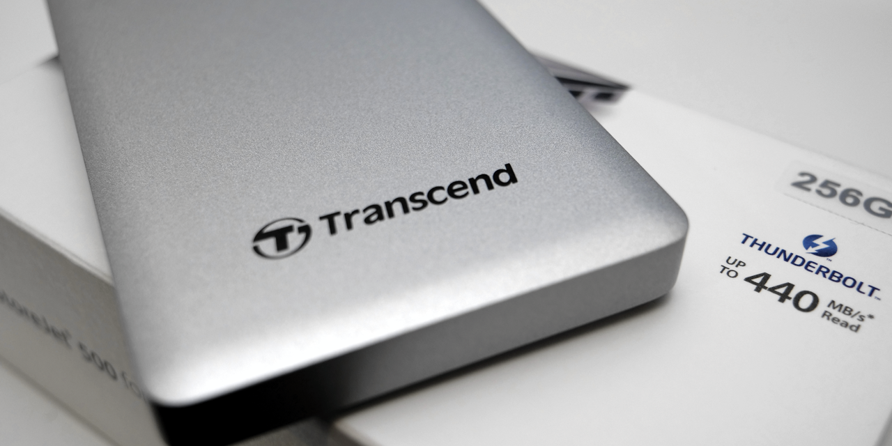 StoreJet 500 SSD for Mac