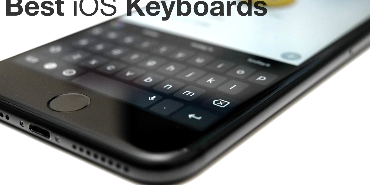Top Two iPhone Keyboards