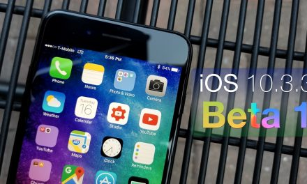 iOS 10.3.3 Beta 1 – What's New?
