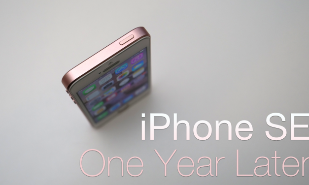 iPhone SE – One Year Later