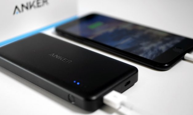 Anker PowerCore II Slim 10000 for  iPhone, Samsung Galaxy and More