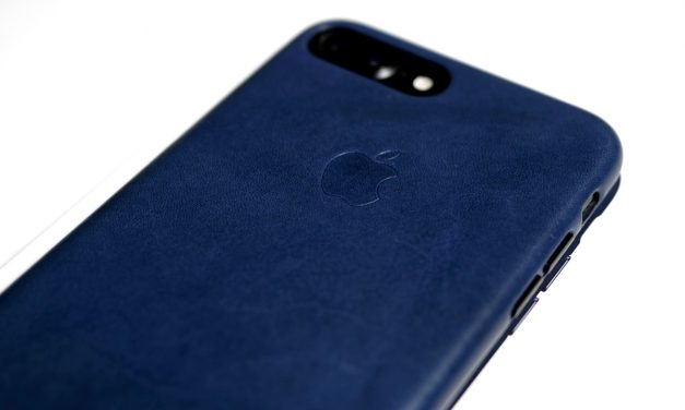 Apple iPhone 7 Plus Leather Case Review