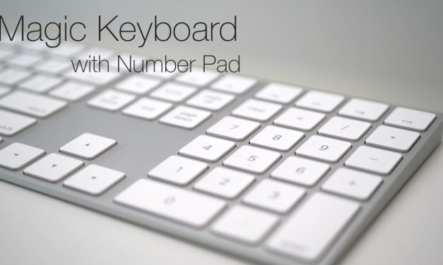 Apple Magic Keyboard With Number Pad Review