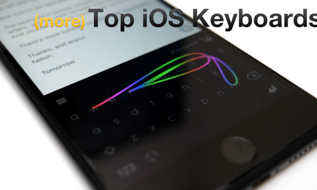 Two More Top iPhone Keyboards