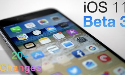 iOS 11 Beta 3 – What's New?