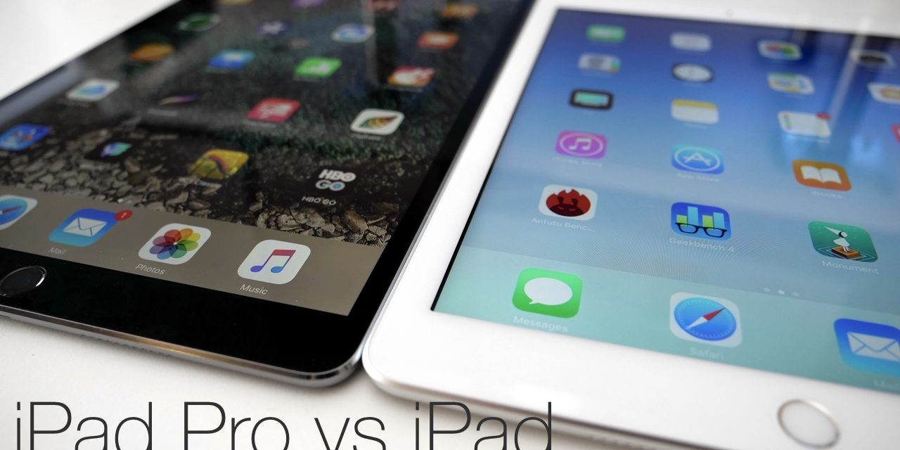 iPad Pro vs iPad – Which One Should You Choose?