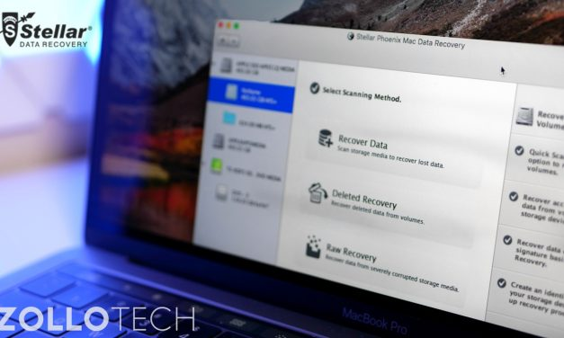 Recover Permanently Deleted Files From Mac With Stellar Phoenix