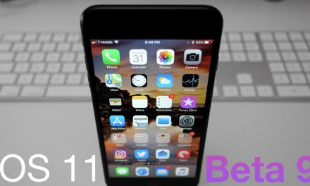 iOS 11 Beta 9 – What's New?