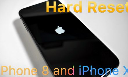 How To Hard Reset iPhone 8, 8 Plus, & X