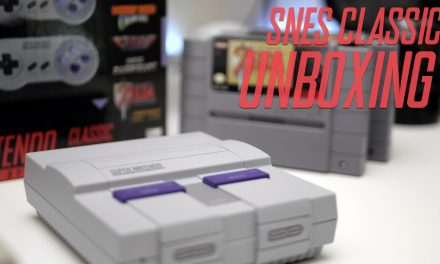SNES Classic – Unboxing and First Look