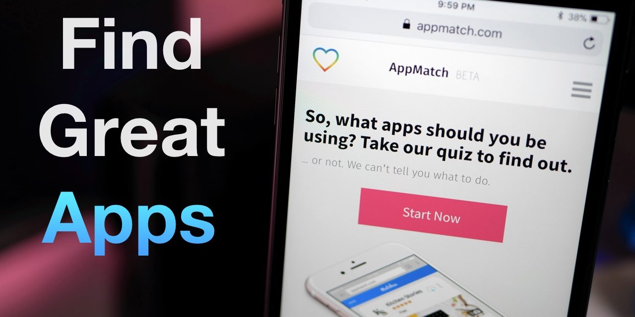 How To Find Great iPhone Apps