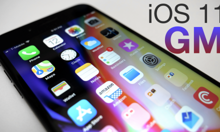 iOS 11 GM – What's New?