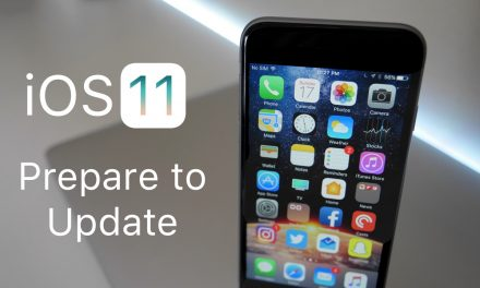 iOS 11 – Prepare to Update Guide