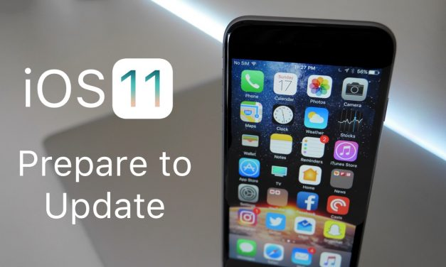iOS 11 – Prepare to Update Guide