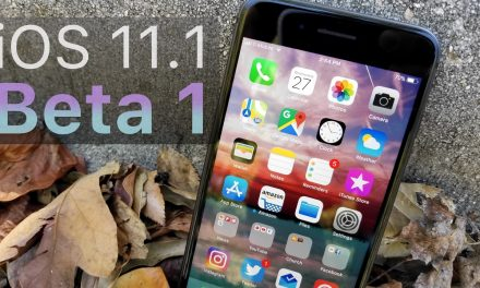iOS 11.1 Beta 1 – What's New?