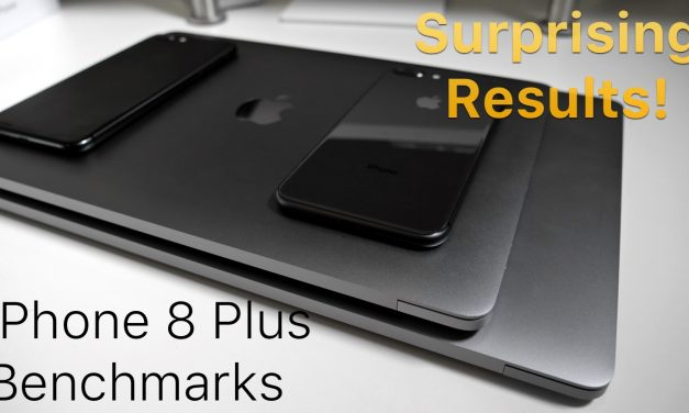 iPhone 8 Plus vs 7 Plus and MacBook Pro's – Benchmark Comparison