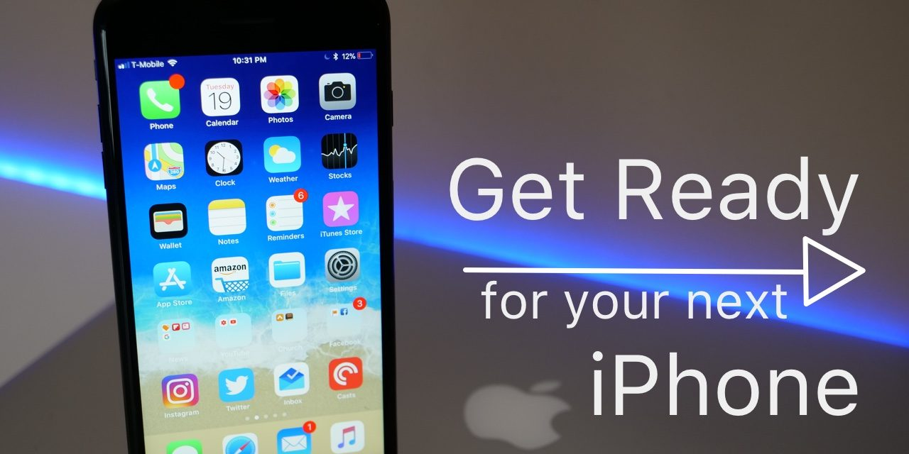 iPhone – Prepare To Upgrade Guide
