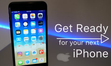 iPhone – Prepare To Upgrade Guide