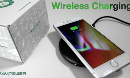 iPhone Wireless Charger by RAVPower