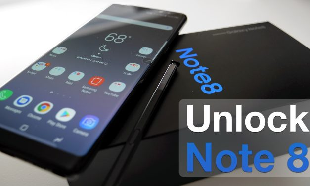How to unlock Galaxy Note 8
