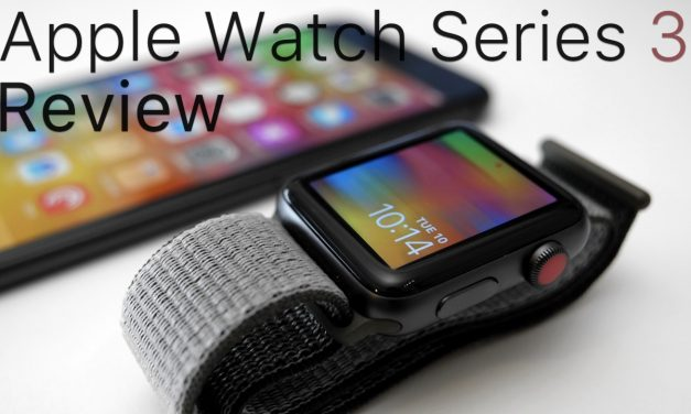Apple Watch Series 3 Review – It's Finally Great!