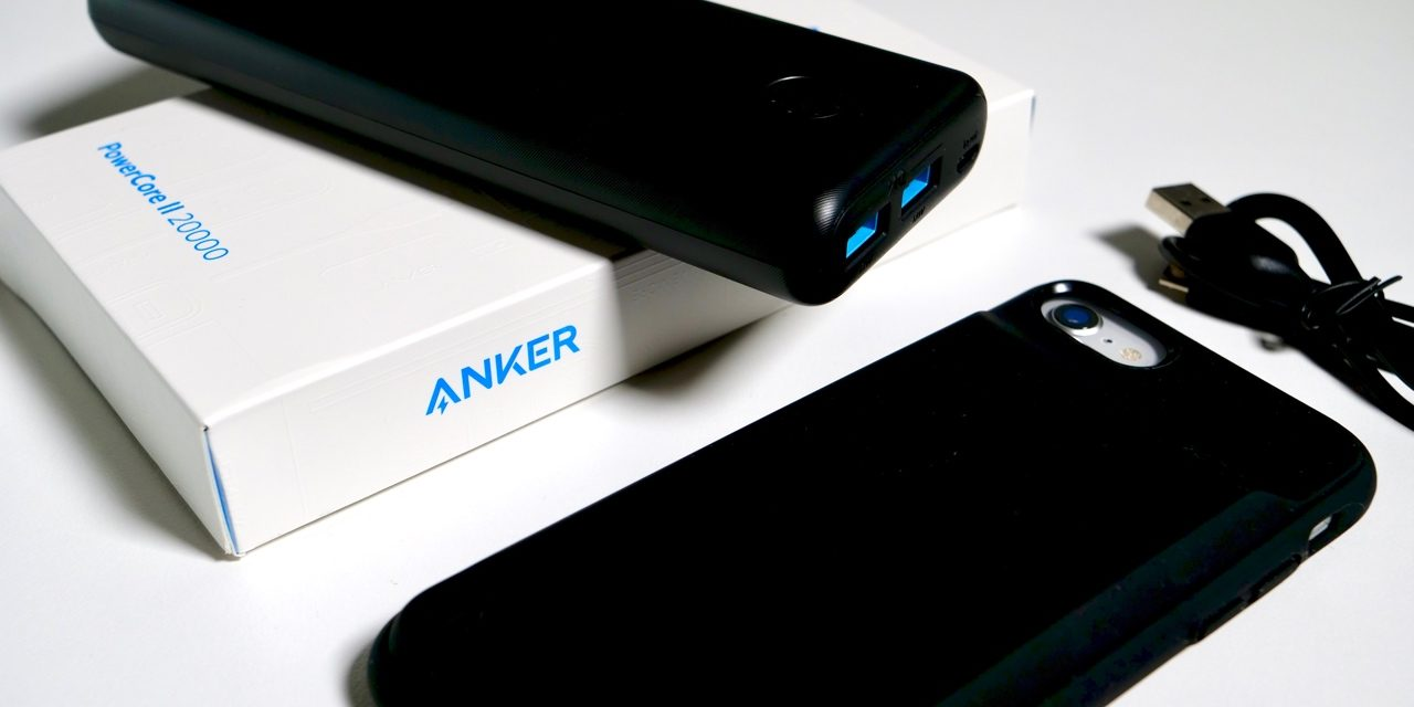 Anker iPhone Accessories