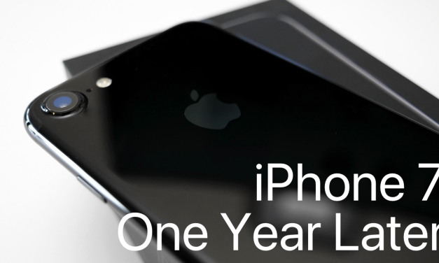 iPhone 7 – One Year Later