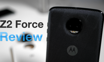 Moto Z2 Force Review – The Modular Flagship (4K)